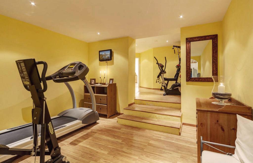 Hotel Beau Rivage Zermatt Fitnesscenter