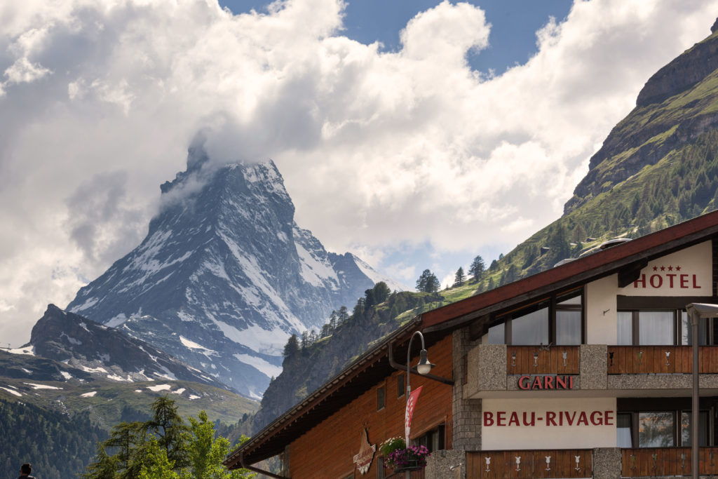 Hotel Beau Rivage Zermatt Matterhorn