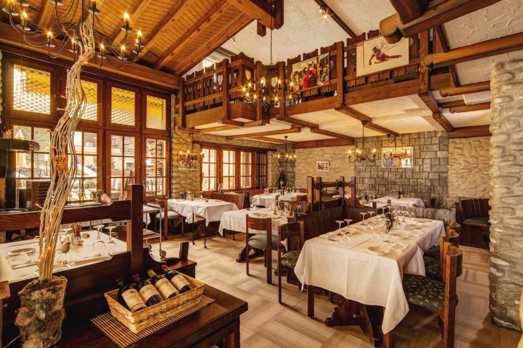 Hotel Beau Rivage Zermatt Restaurant Chez Julen