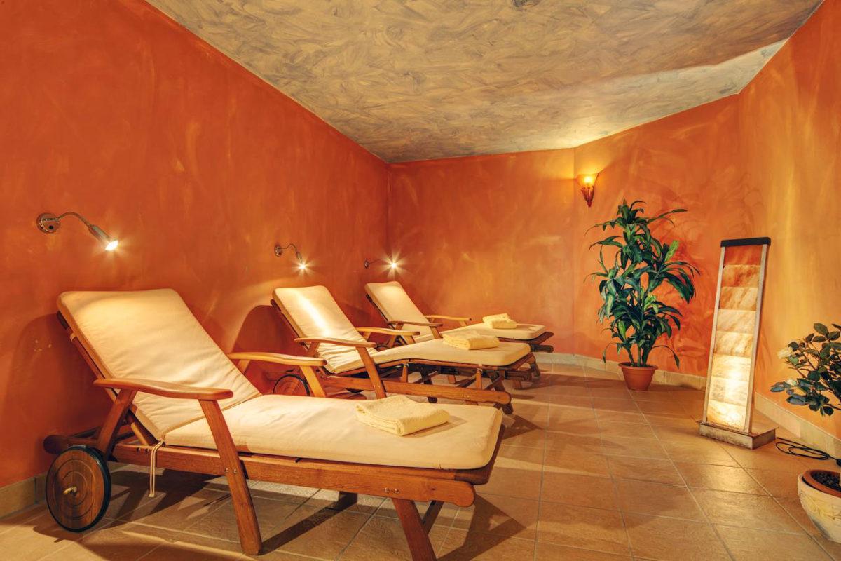 Hotel Beau Rivage Zermatt Ruheraum