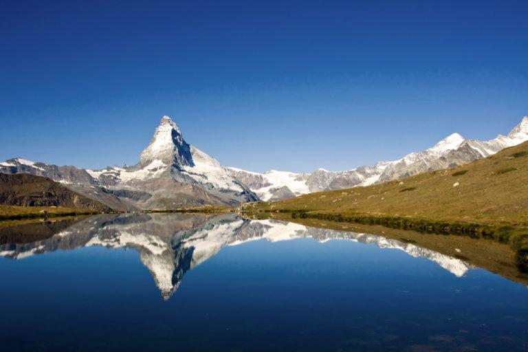 Hotel Beau Rivage Zermatt See